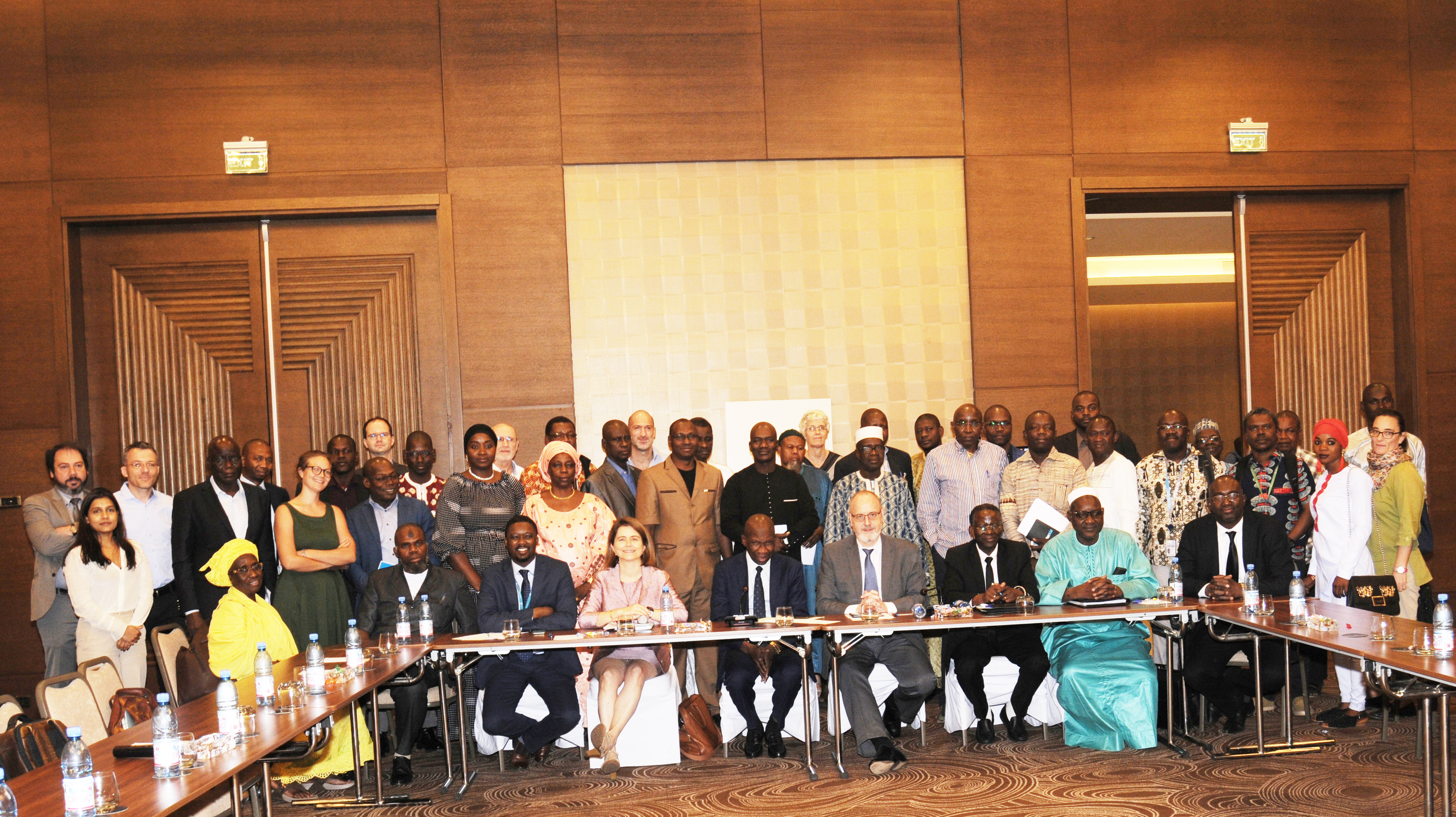 Multistakeholder meeting in Mali