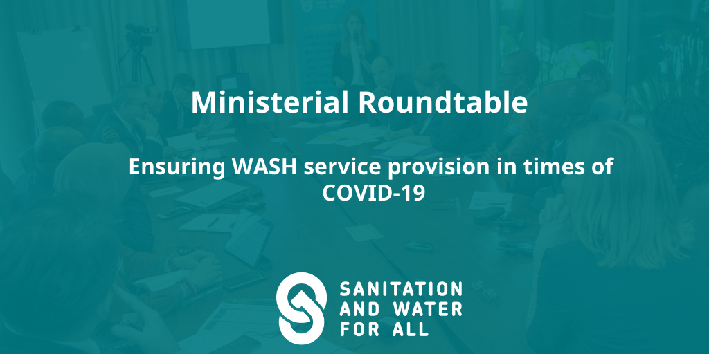 Ensuring WASH service provision in times of COVID-19