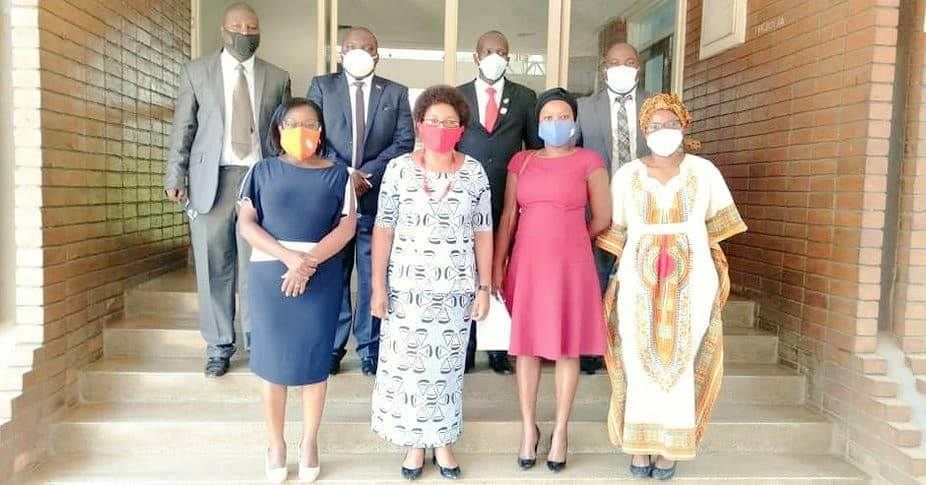 Malawi WASH actors meets minister