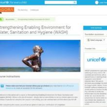 Enabling Environment for WASH e-Learning Course
