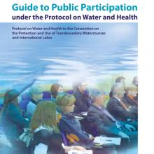 Guide to Public Participation under the Protocol on Water and Health