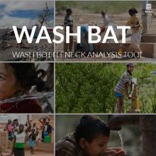 WASH Bottleneck Analysis Tool