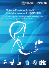 Screenshot of the WASHFIT publication