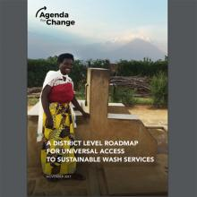 A District Level Roadmap for Universal Access to Sustainable WASH Services
