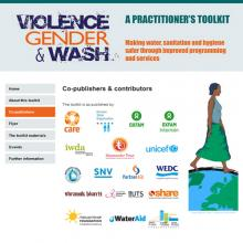 Violence, Gender & WASH: A Practitioner's Toolkit